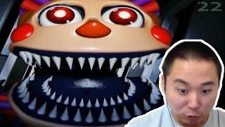 BB WANTS MY BUTT! | FNAF 4 (Halloween update)