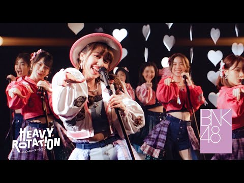 ฟังเพลง - Heavy Rotation BNK48 - YouTube
