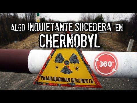 ¿Algo inquietante pasará en Chernobyl?