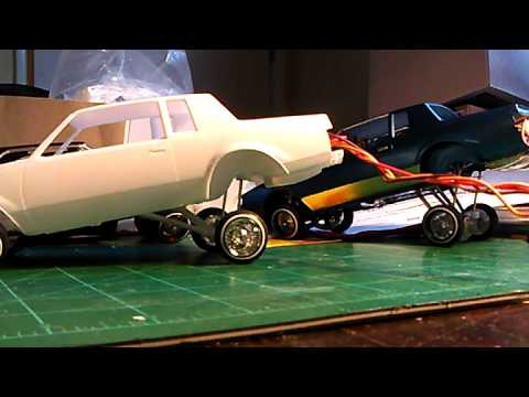 2015 Buick Grand National >> Buick regal lowrider model car a arms - YouTube