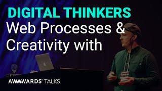 The Key to Web Processes & Creativity : Bjarne Chistensen Awwwards Amsterdam