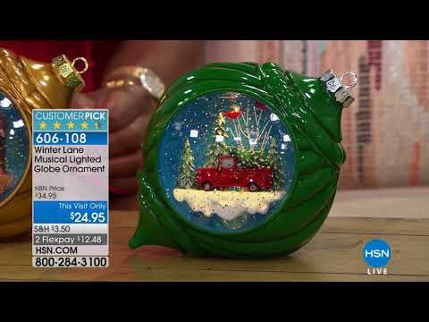 HSN   Countdown To Christmas 09.05.2018 - 07 AM