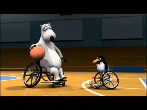 Бернард - Баскетбол на колёсах