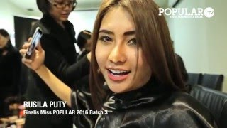 Easy and Sexy Makeup Miss POPULAR