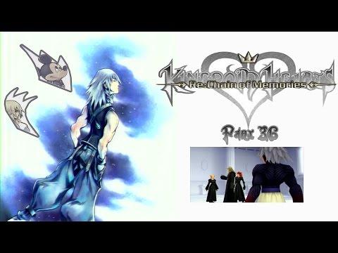 RECREATE RIKU'S MEMORIES II Kingdom Hearts HD 1.5 ReMIX (KHRe:CoM) Walkthrough Part 36