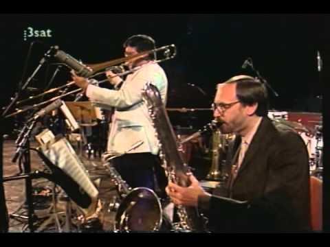 "NEW YORK ALL STARS A TRIBUTE TO BIX  ""FIDGETY FEET"" 1993 BERN JAZZ FESTIVAL"