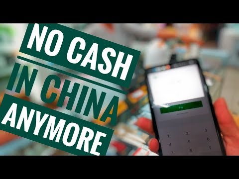 China Won't Accept Your Cash Anymore 🙄#wechat #alipay #cashless #McDonald's
