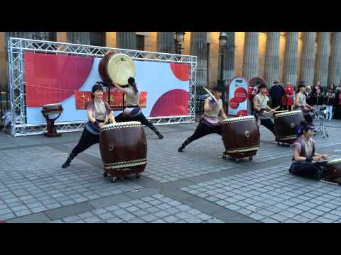 ten drum art percussion taiwan - edinburgh fringe 2014 4/4