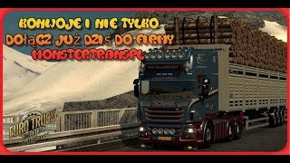 ????ETS 2 Multiplayer Jazda Jazda MonsterTransPL !firma - Na żywo