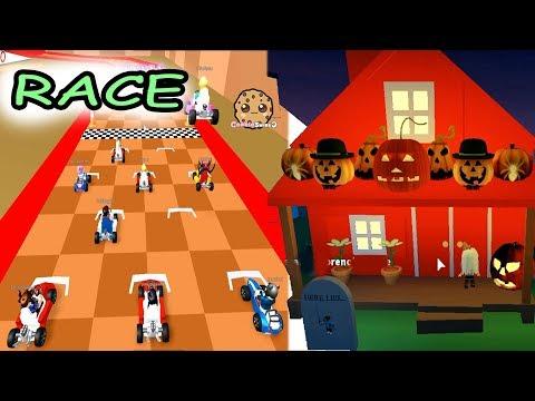 Meep City Race Car Racing - Fashion Frenzy Roblox Cookie Swirl C Game Play Video