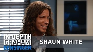 Shaun White: Mom dry cleaned my Olympic gold medal
