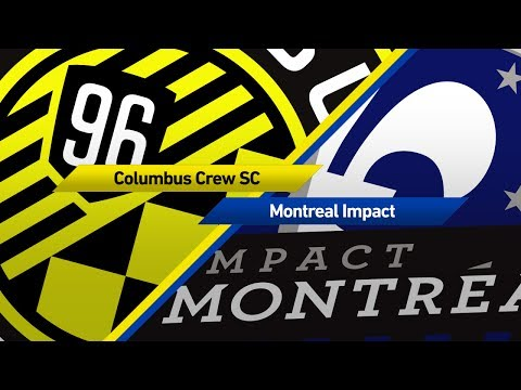 Highlights: Columbus Crew vs. Montreal Impact | June 24, 2017