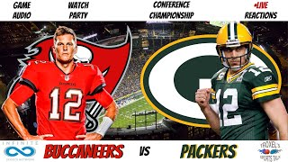 NFC CHAMPIONSHIP: Tampa Bay Buccaneers vs Green Bay Packers
