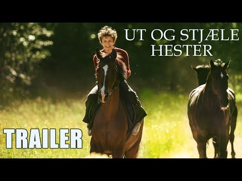 UT OG STJÆLE HESTER | TRAILER