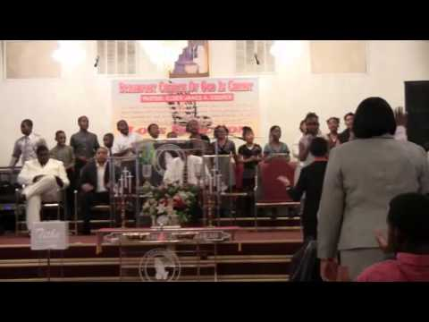 TROUBLE DON'T LAST ALWAYS (Rev. Timothy Wright)