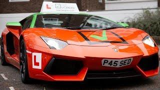 The World's First Lamborghini Learner Car | Yianni: Supercar Customiser