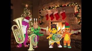 Barney's Christmas Brass Quartet