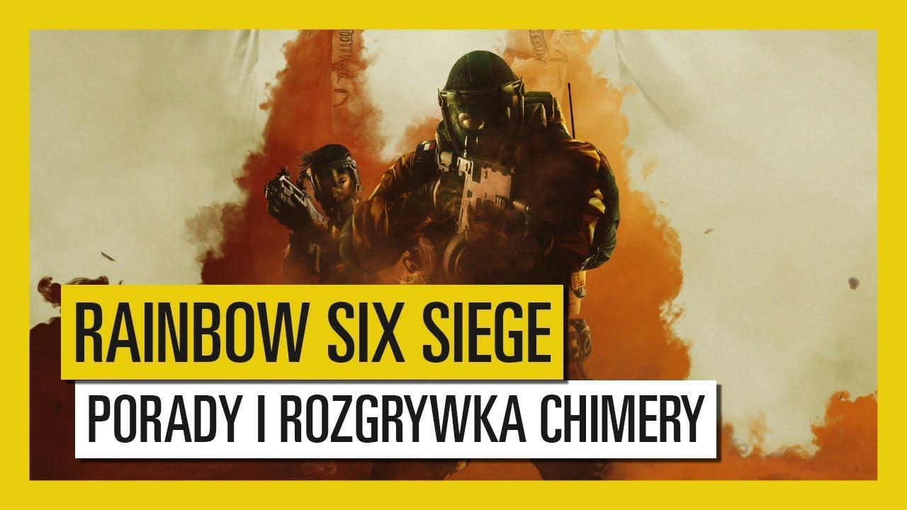 Tom Clancy's Rainbow Six Siege – Chimera : Zwiastun Rozgrywki | UbiBlog