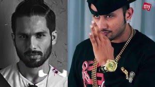 Tommy Singh Aka Shahid Kapoor's Character In Udta Punjab Based On Yo Yo Honey Singh