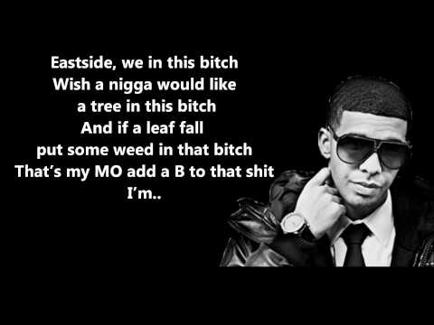 The Motto (YOLO) - Drake Feat. Lil' Wayne // Lyrics On Screen [HD]