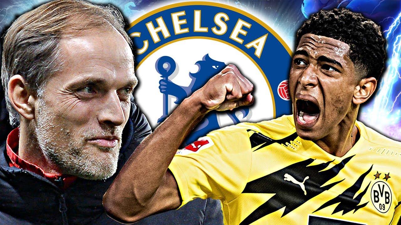 Chelsea News: Jude Bellingham Asking Price! Antonio Rudiger To LEAVE Chelsea On A FREE TRANSFER?!