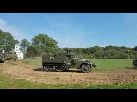 World War II military equipment