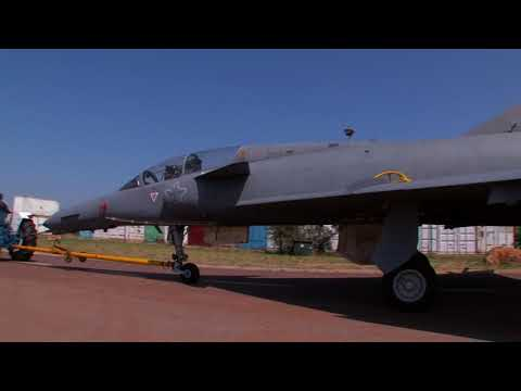 Mirage F1 CZ  Restoration Project South African Air Force Museum