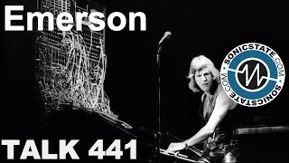 Sonic TALK 441 On The Road With Keith Emerson