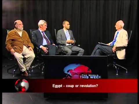 The World This Week: Egypt - Coup or Revolution? - 04/07/13 Part 2