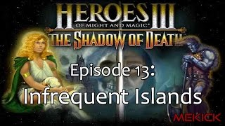 Heroes of Might and Magic III: Islands! 1v7 FFA (200%)
