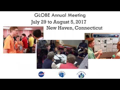 GLOBE Mission EARTH WEBINAR #7 / Looking at the data