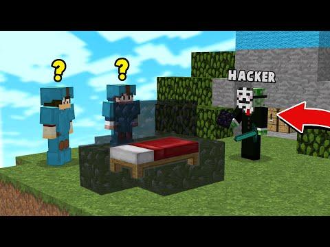 JANGAN PERNAH MAU SETIM SAMA HACKER DI BEDWARS! - Minecraft Bedwars #13