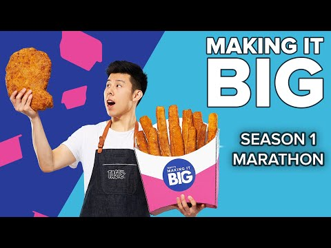 Making It Big: Season 1 Marathon  Tasty