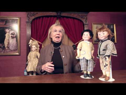 """""""Stars"""" From Theriaults Antique Doll Auction Part 1"""