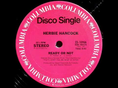 Herbie Hancock - Ready Or Not