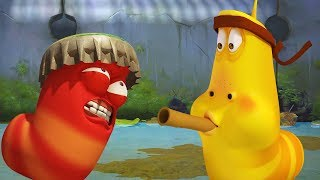 LARVA - WATER FIGHT | Cartoon Movie | Cartoons For Children | Larva Cartoon | LARVA Official