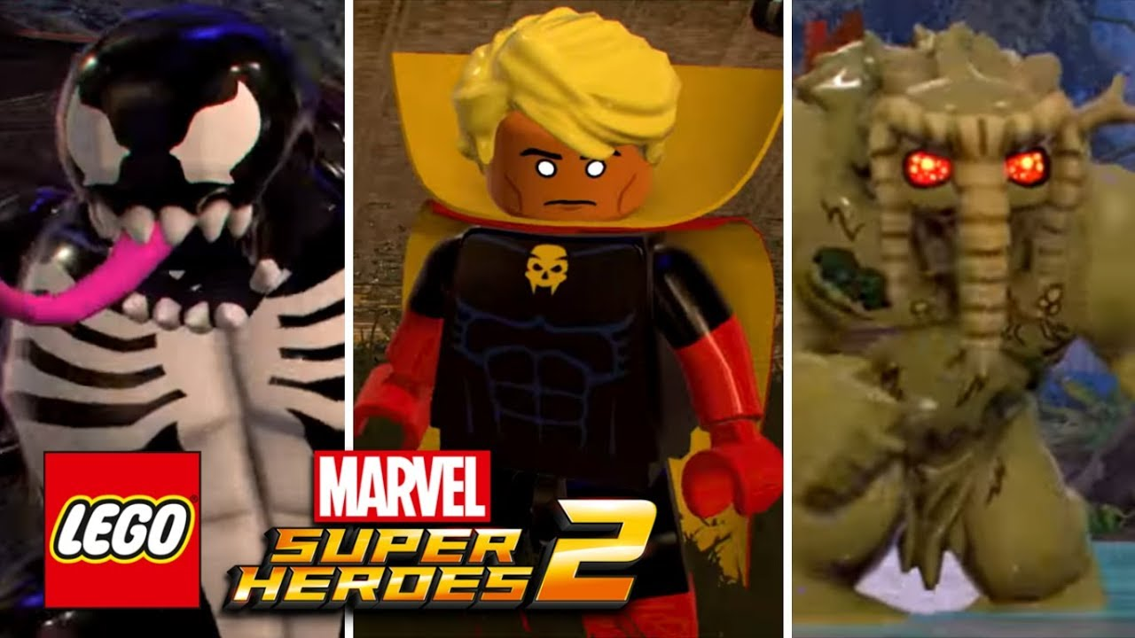 marvel lego queue