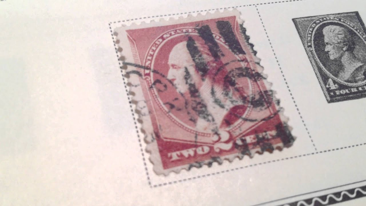 1883 George Washington 2 162 Two Cent Us Postage Stamp Scott