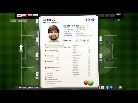 Fussball Manager 11 Test HD