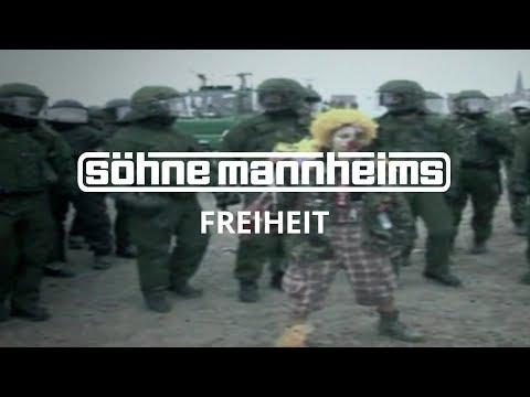 Söhne Mannheims - Freiheit [Official Video]