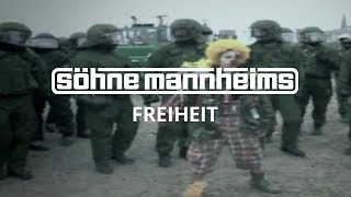 Söhne Mannheims - Freiheit [Official Video] [HD]