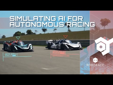 How To Simulate AI For Autonomous Racing