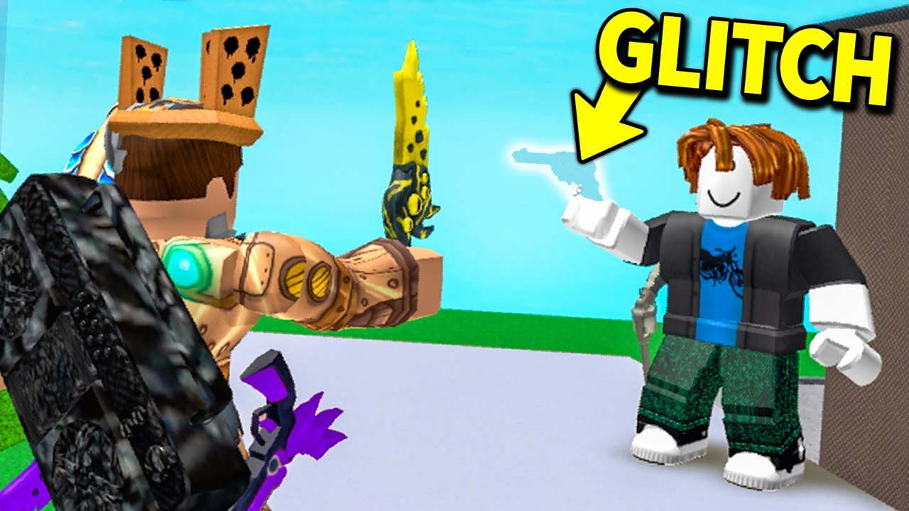This Murder Mystery 2 Glitch Will Remove The Sheriff Roblox Mm2