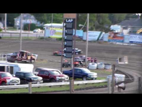 Sport Compact Heat 1 @ Buena Vista Raceway 08/09/17
