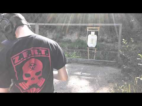 Z.E.R.T NSS Irregular Warfare Pistol
