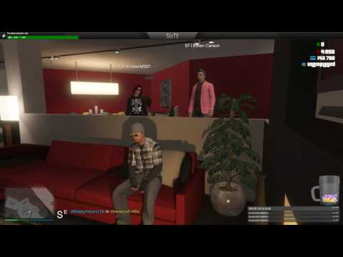 [GTA RP on STRP] Karaoke Competition (Sponsored by Pink Flam