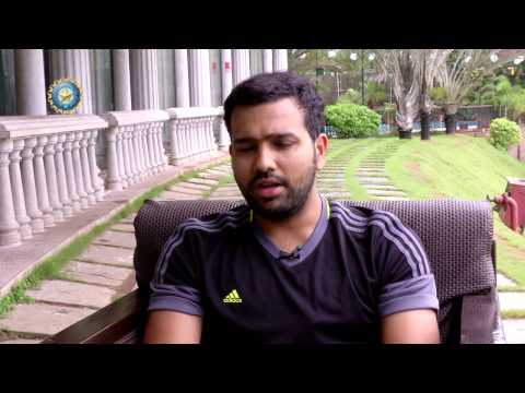 Rohit Sharma Interview   Part I