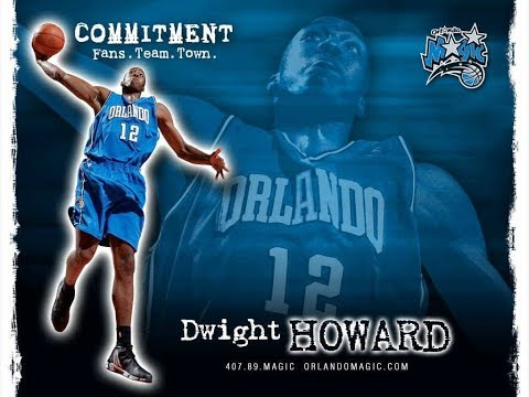 History Of The Orlando Magic Part 5: Dwight Howard Era (2004-05 to 2011-12)