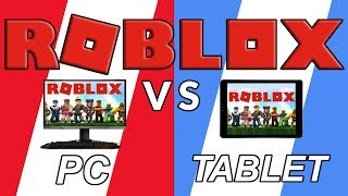 Roblox PC vs Tablet :: I test out my skills on Speed Run 4 :: GamerBoyJJM