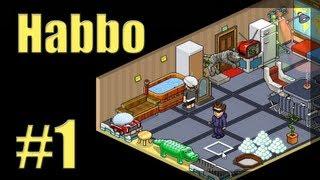 Jogando Habbo - Ep 1 - Namorada pro Robert